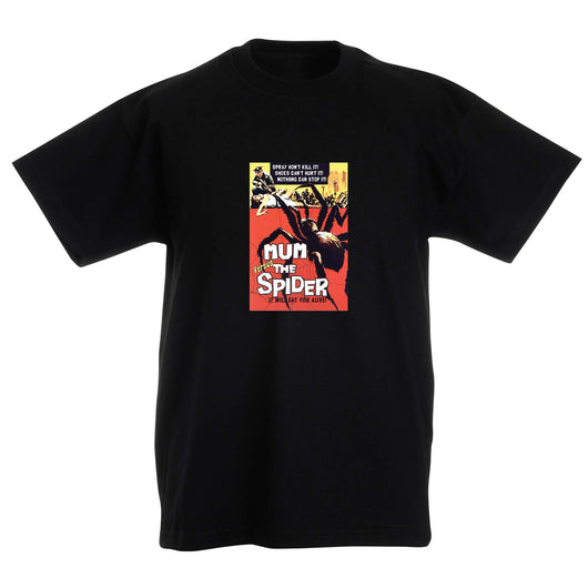 Mum vs the Spider Kids T-Shirt