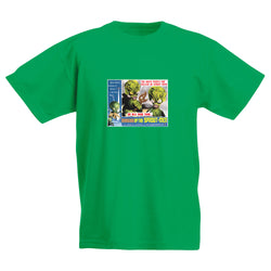 Invasion of the Sprout Men Kids T-Shirt