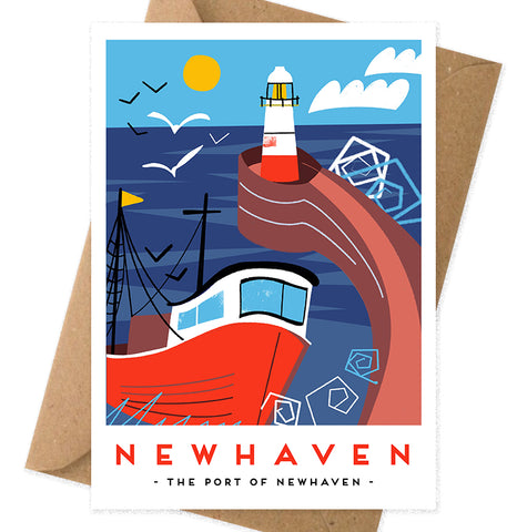 Newhaven card