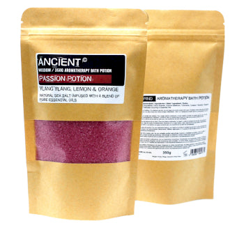 Passion aroma therapy bath salts