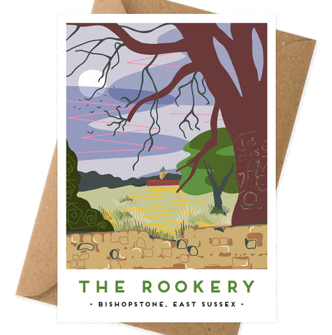 The Rookery Bishopstone card