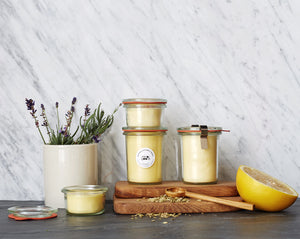 Natural Kitchen Candles - Fennel