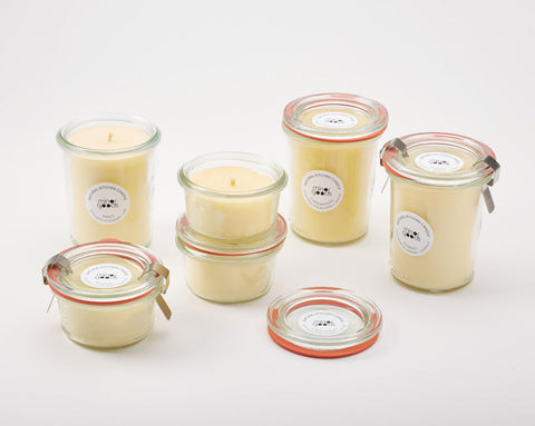 Natural Kitchen Candles - Cardamom