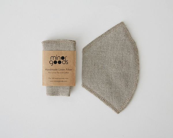 Reusable Linen Filter