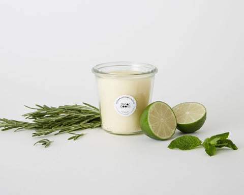Merveilleux Natural Kitchen Candles   Mint ...