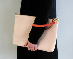 Shoulder Bag - Natural