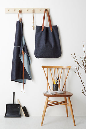 Denim Bag - Indigo