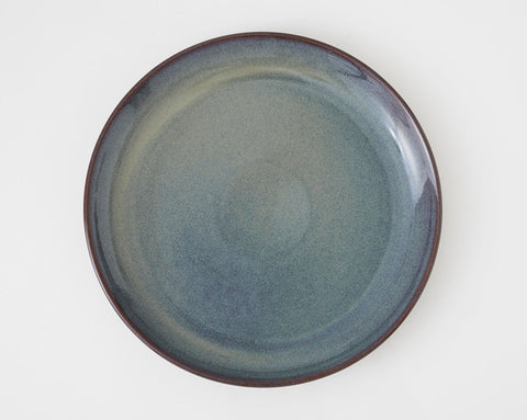 Dinner Plate - Green Blue ... & Stoneware | minor goods
