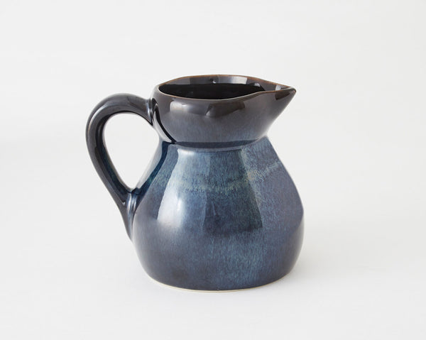 Small Jug - Dark Blue