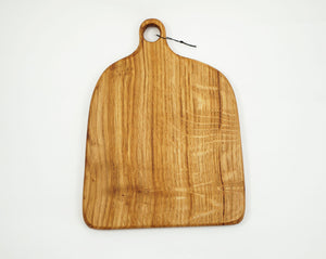 Handcrafted Oak Wood Board - Medium