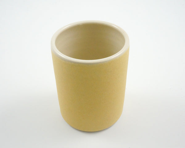 Cylinder Beaklet - Soft Yellow