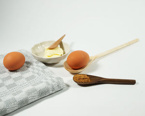 Maple Wood Mixing Spoon