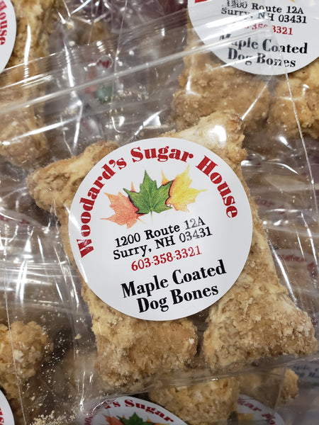 Maple Coated Dog Bones