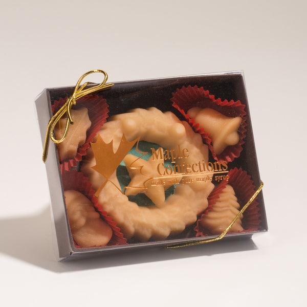 Pure Maple Candy - Wreath Box