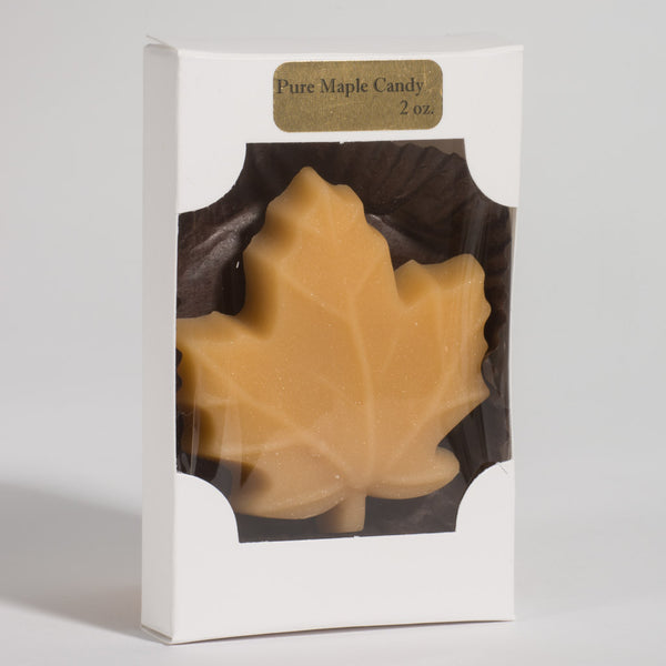 Pure Maple Candy - Leaf