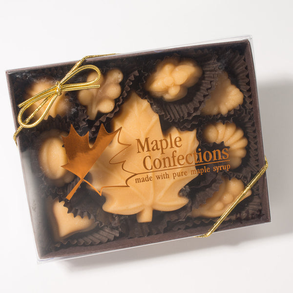 Pure Maple Candy - Leaf Fancy Box