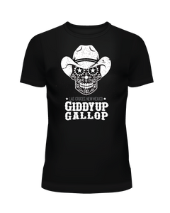 Men's Giddy Up Gallop Tshirt
