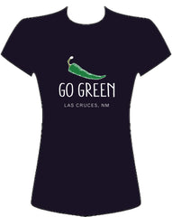 "Women's ""Go Green"" T-Shirt"