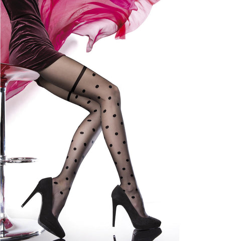 Patterned Tights - Ardea