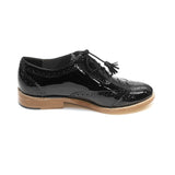 Tint London - Ladies Black Brogues