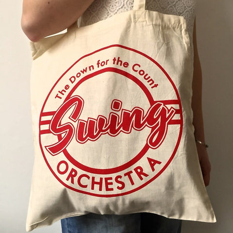 Down for the Count - Tote Bag