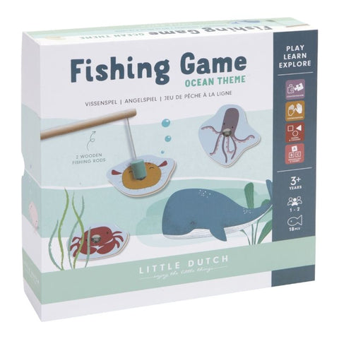 Little Dutch -  LITTLE DUTCH FISHING GAME
