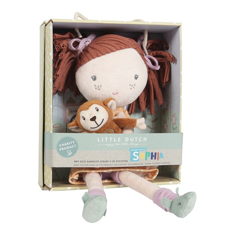 Little Dutch - Cuddle Doll Sophia  35 cm