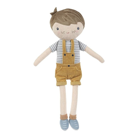 Little Dutch - Cuddle Doll Jim - 35 cm