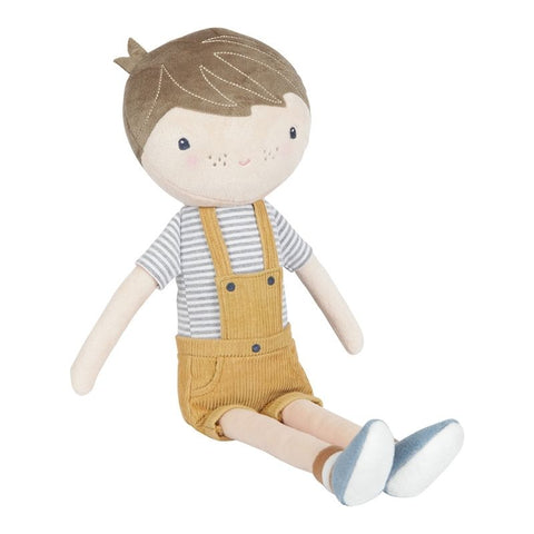 Little Dutch - Cuddle Doll Jim - 50 cm