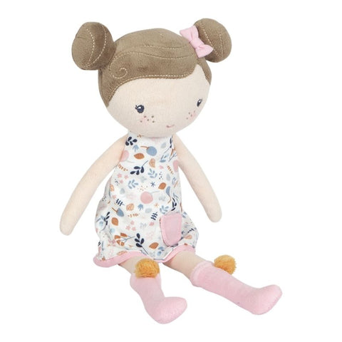 Little Dutch - Cuddle Doll Rosa - 35 cm