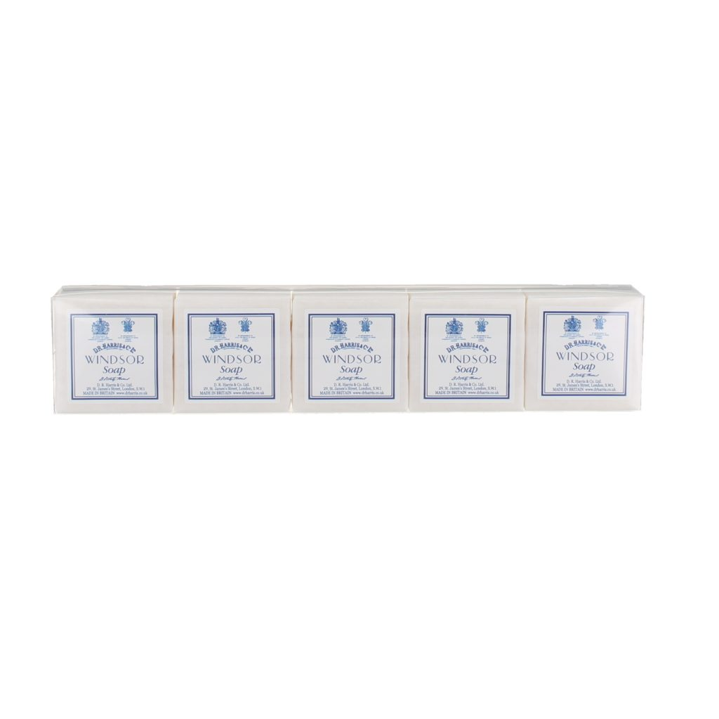WINDSOR  GUEST SOAP 5* 40g PACK