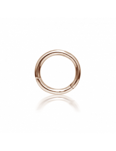 6.5mm Yellow Gold PLAIN RING