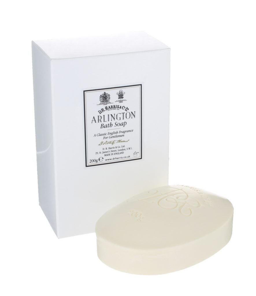 ARLINGTON LARGE BATH SOAP 200g