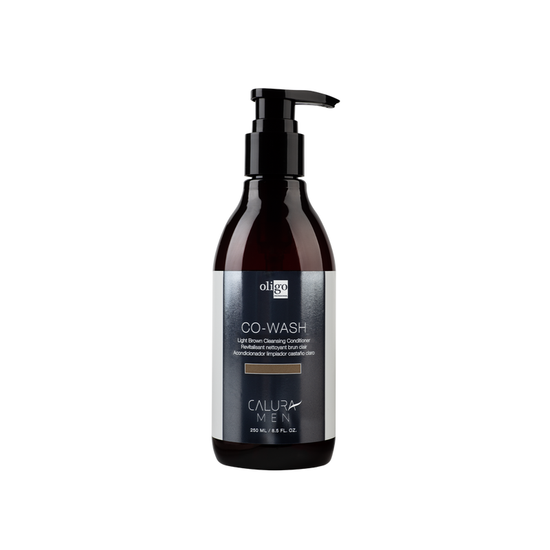 CO-WASH CLEANSING CONDITIONER FOR MEN - LIGHT BROWN