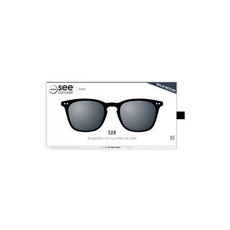 SUNGLASSES and SUN READERS #E BLACK