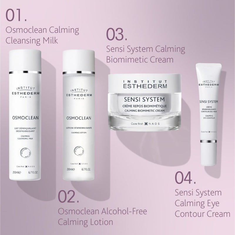 SENSI SYSTEM CALMING BIOMIMETIC CREAM