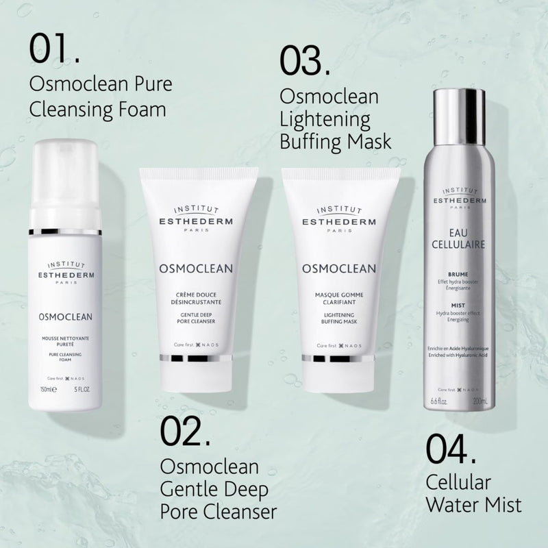 OSMOCLEAN PURE CLEANSING FOAM