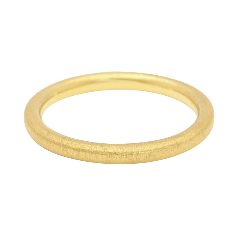 SIGNATURE STACKING RING GOLD