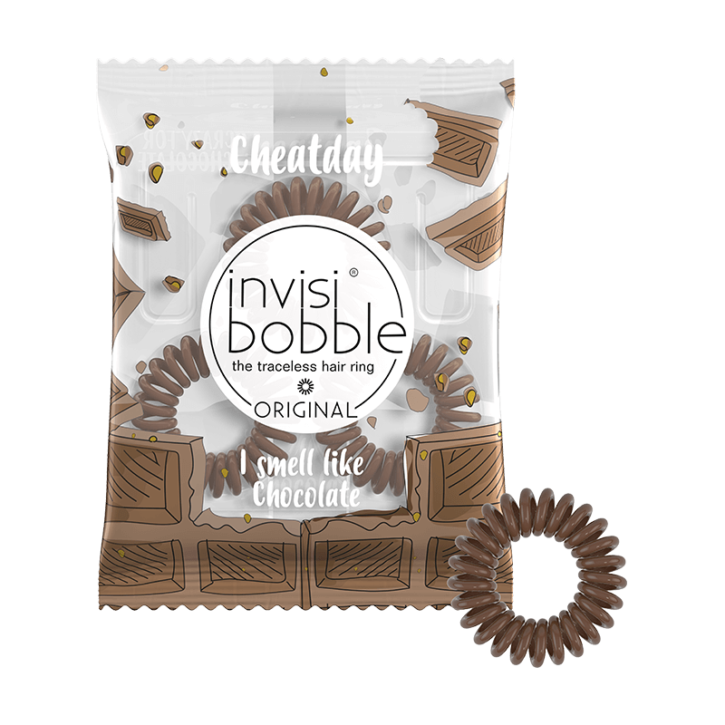 Invisibobble® – Scented Original in Crazy For Chocolate
