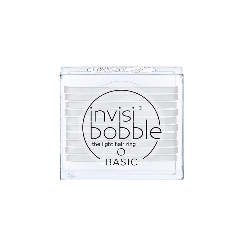 Invisibobble® – Basic in Crystal Clear