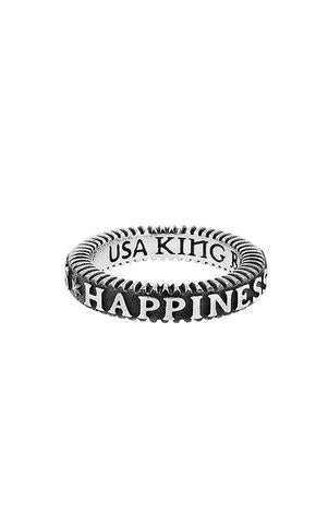 HAPPINESS STACKABLE RING