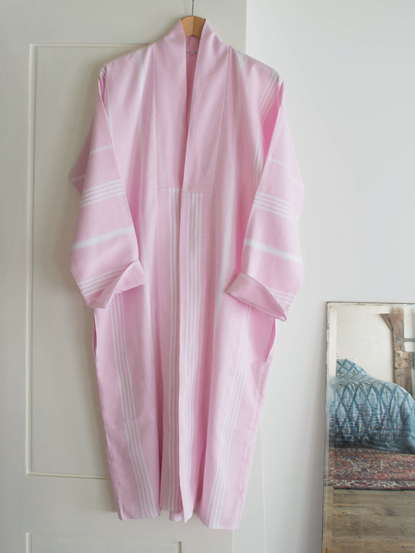 HAMMAM BATHROBE PINK