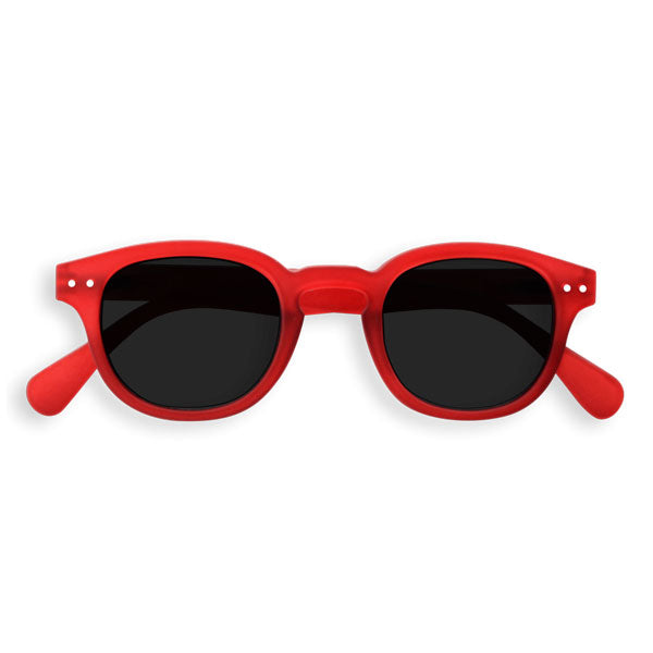 SUNGLASSES and SUN READERS #C RED CRYSTAL