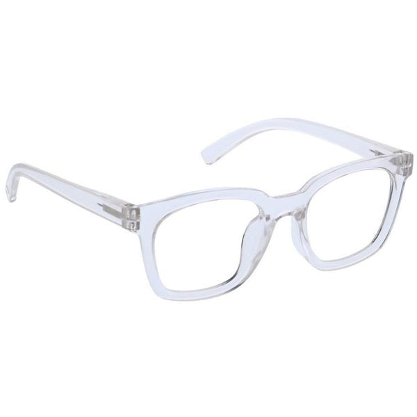 TO THE MAX CLEAR READING GLASSES WIHT BLUE LIGHT FILTER