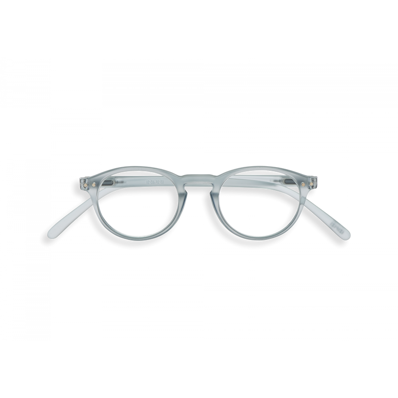 READING GLASSES #A FROSTED BLUE