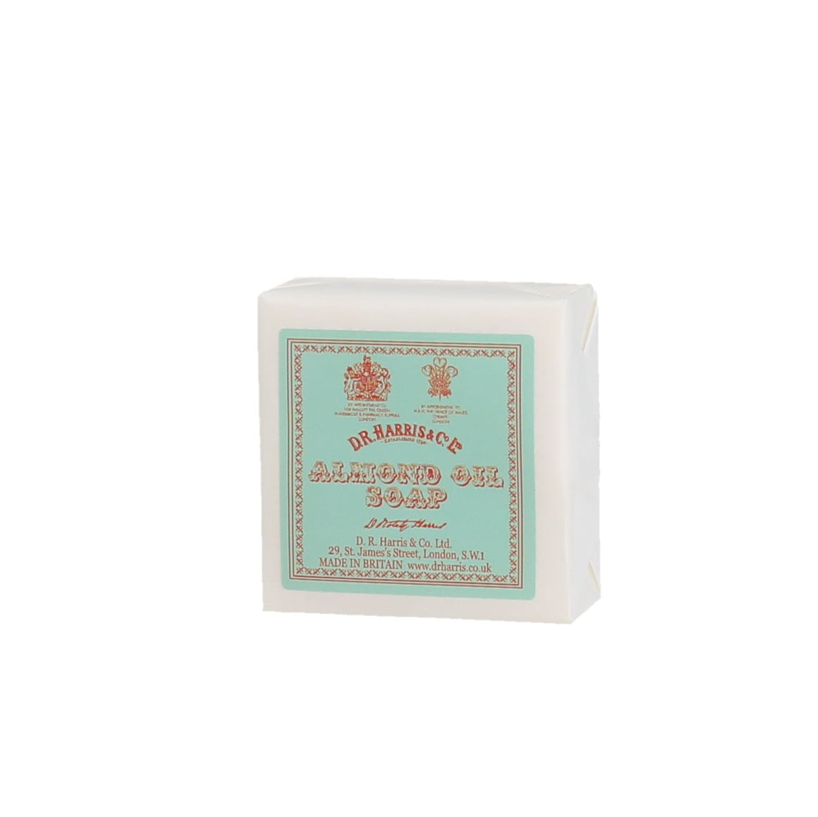 ALMOND OIL GUEST SOAP 40g