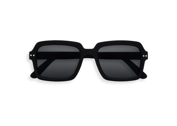 L'AMIRAL SUNGLASSES in BLACK