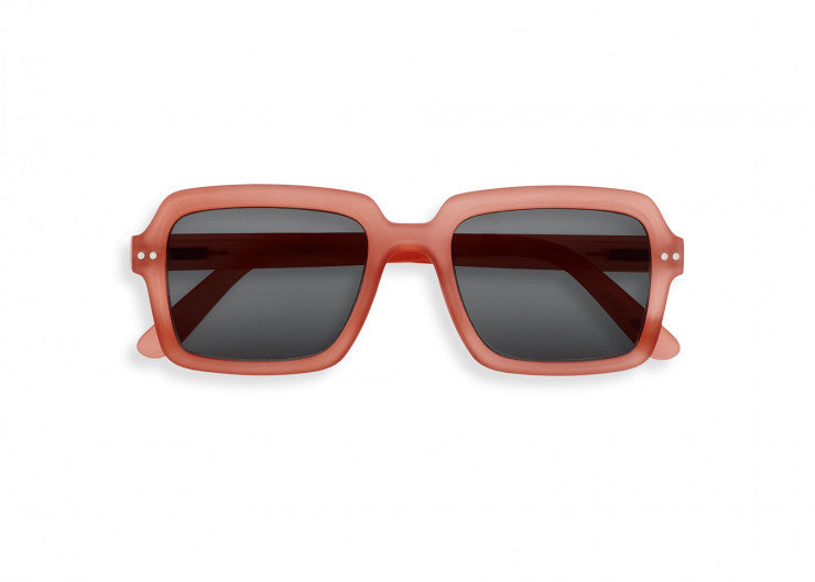L'AMIRAL SUNGLASSES in LOBSTER RED