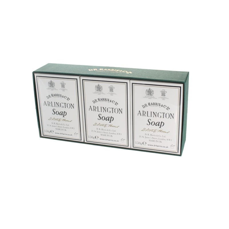 ARLINGTON BATH SOAP  3* 150G PACK