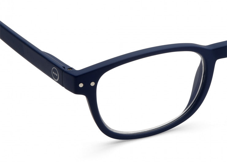 READING GLASSES #B NAVY BLUE